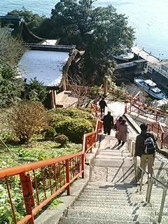 大晦日に竹生島・宝厳寺