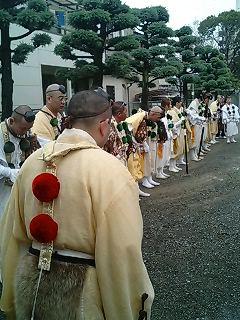 阪神大震災 慰霊行脚と採灯大護摩供