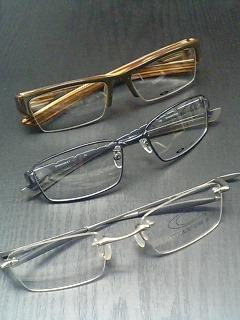 メガネを新調