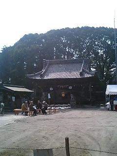 伊賀上野・愛宕神社
