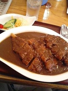 カレーのでん(北区中崎商店街)