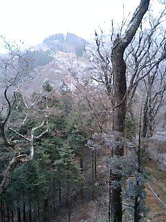 立里荒神と高野山奥の院