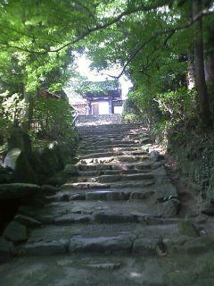 周防・阿弥陀寺(重源さんの足跡)